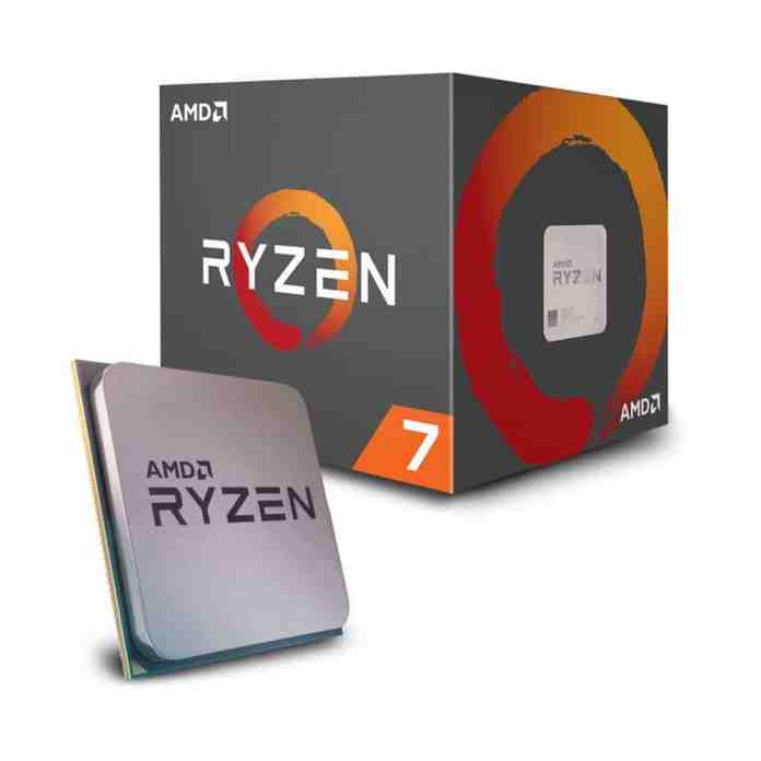 Deal: AMD Ryzen 7 2700 is available at Amazon for the price of a Ryzen 5