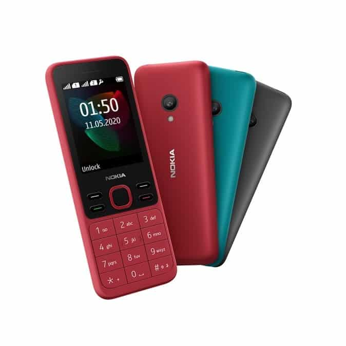 Nokia 125 & Nokia 150 with MediaTek chip launched in China