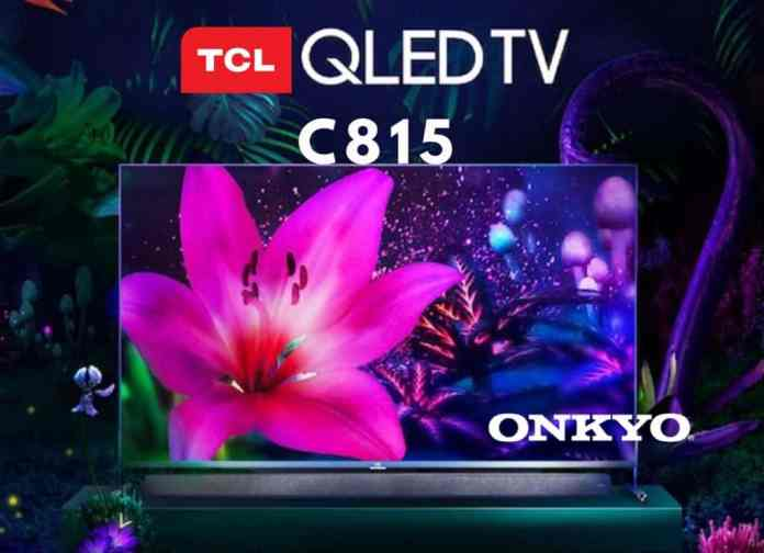 TCL QLED 4K C815 TVs -1_TechnoSports.co.in