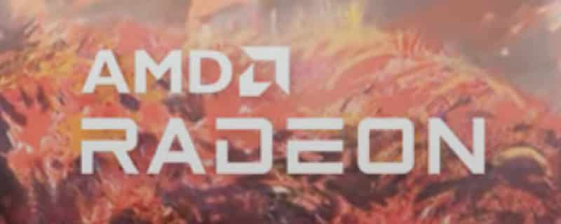 Amd S Rx Radeon Logo To Get Revamped Technosports