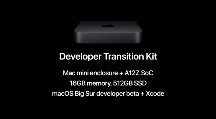 Apple Silicon for next-gen Macs announced at WWDC 2020