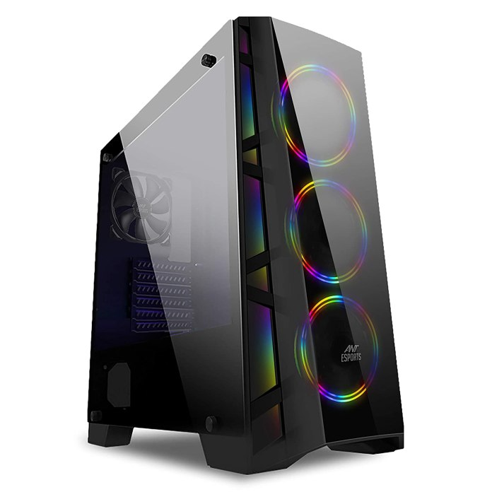Best Productivity/ Gaming PC build under ₹ 65,000 ft. Ryzen 7 2700 in India 2020