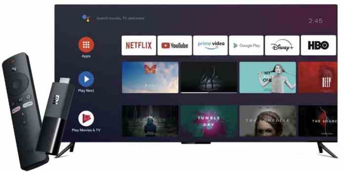 Mi TV Stick with Android TV & up to 1080p resolution officially launched at €39.99
