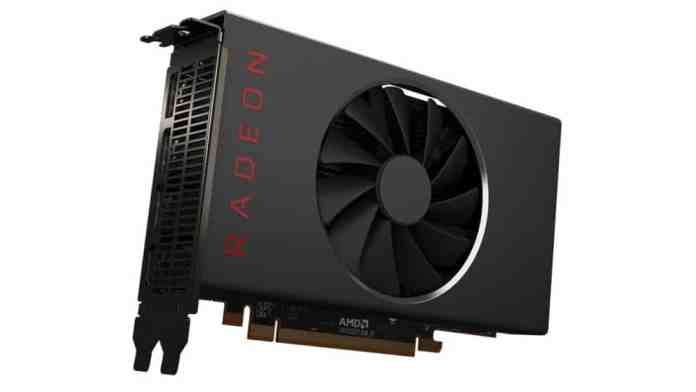 AMD Radeon RX 5300 entry-level Navi GPU launched at $129: a new GTX 1650 competitor