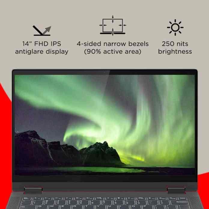 Lenovo Ideapad Flex 5 with AMD Ryzen 5 4500U now available for ₹ 56,990
