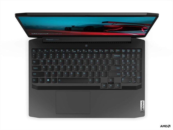 Lenovo IdeaPad Gaming 3 with AMD Ryzen 4000H processors launched in India, starts at ₹ 69,990