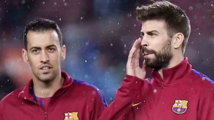 Koeman feels Pique is still needed, but Sergio Busquets may lose his regular start