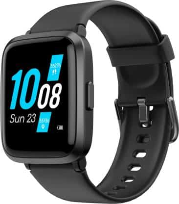 Ambrane Plus smartwatch_TechnoSports.co.in
