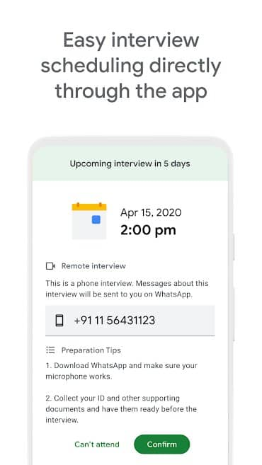 Kormo App - Easy Interview Scheduling_TechnoSports.co.in
