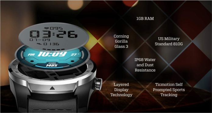Mobvoi TicWatch Pro 2020 - 2_TechnoSports.co.in