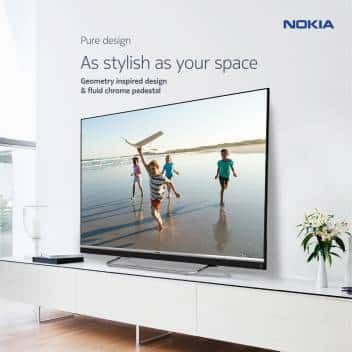 Nokia 65 inches smart Android TV - 1_TechnoSports.co.in