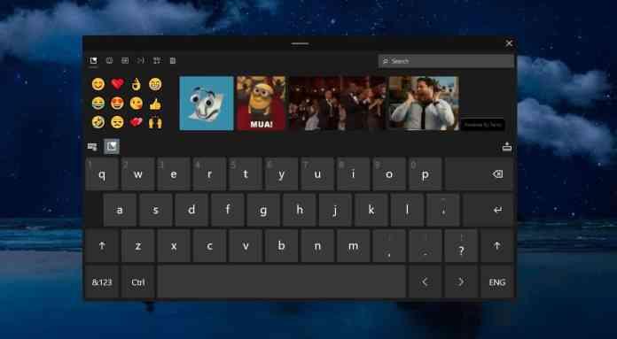 Windows 10X keyboard layout_TechnoSports.co.in