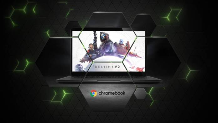 You can now enjoy 'GeForce NOW' on Chromebooks - 1_TechnoSports.co.in