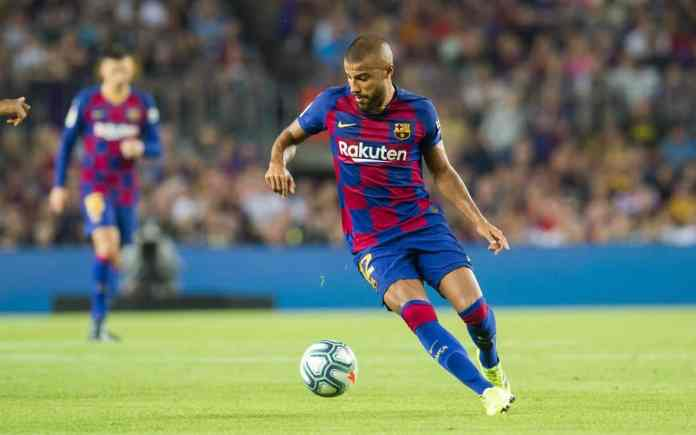 Lazio bids 12 million euros for Rafinha after losing David Silva