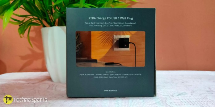 Ausmo XTRA Charge PD (Two Port) review: Charging simplified