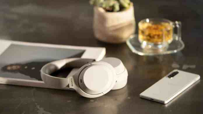 Sony WH-1000X M4 over-the-year headphones with HD Noice Cancellation launching today via Amazon_TechnoSports.co.in