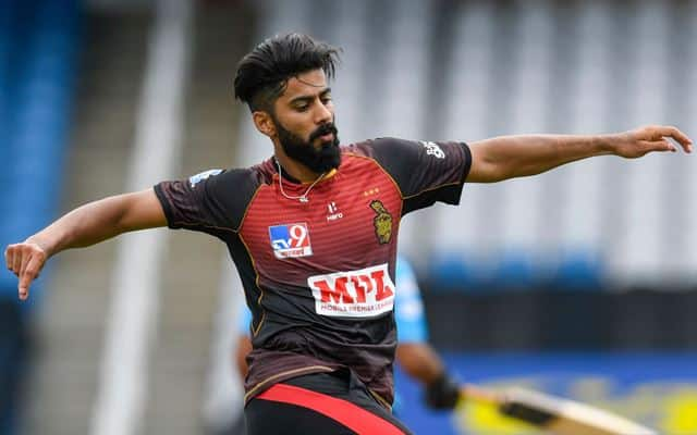 Ali Khan set to join Kolkata Knight Riders as Harry Gurney's replacement
