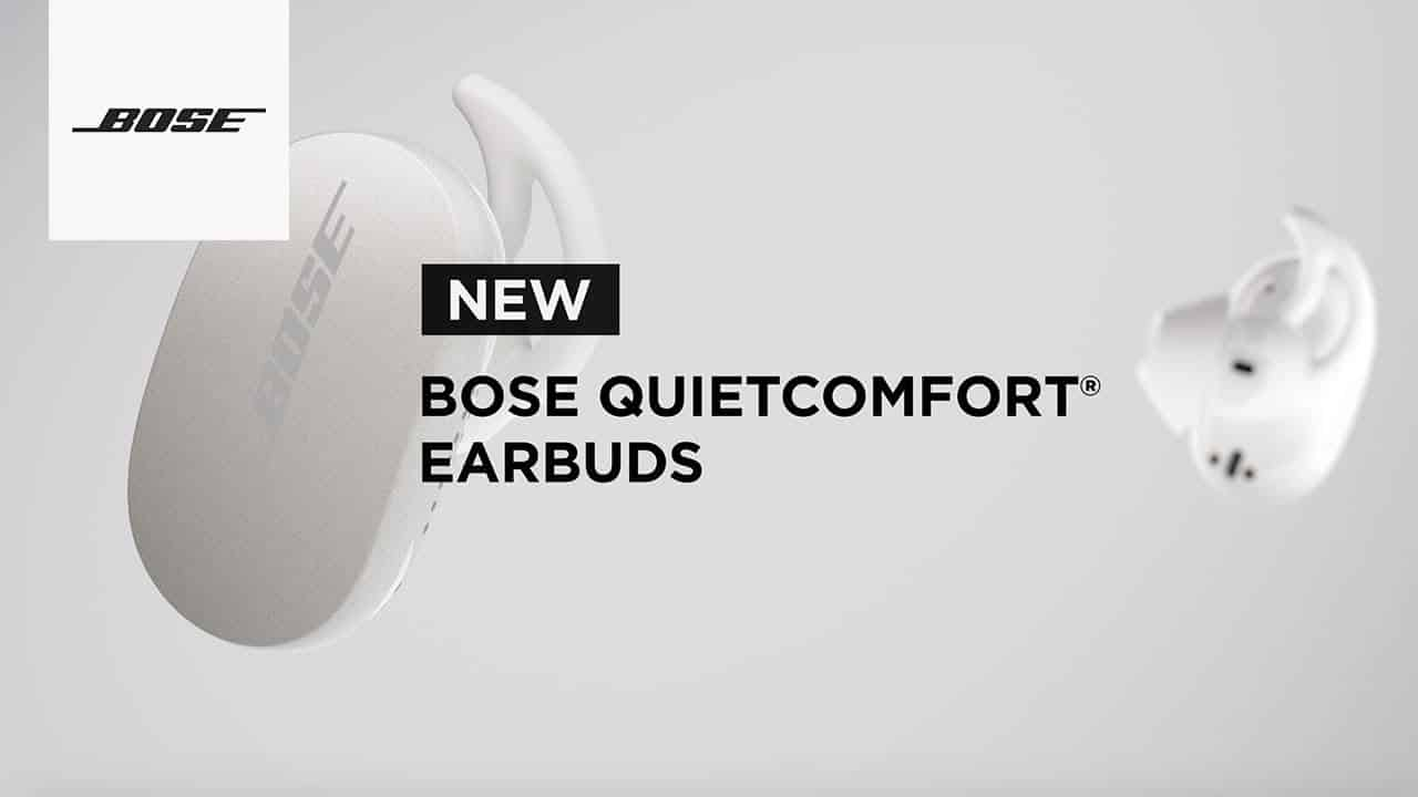 Bose's AirPods Pro Rivaling QuietComfort Earbuds Now Available to Preorder