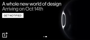 OnePlus teases new In-ear earphone launch on 14th October