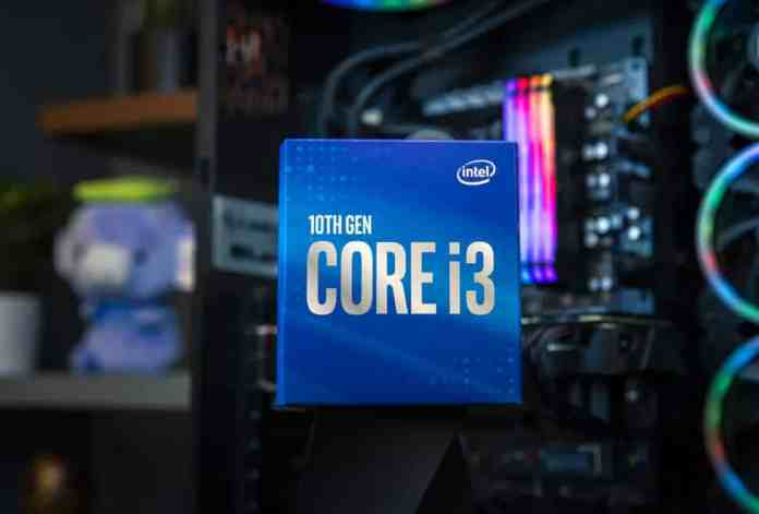 Intel silently launches new quad-core Core i3-10100F to compete with Ryzen 3 3300X