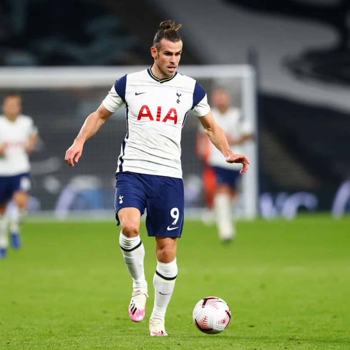 Gareth Bale on winning Spurs performance: This is mini preseason for me
