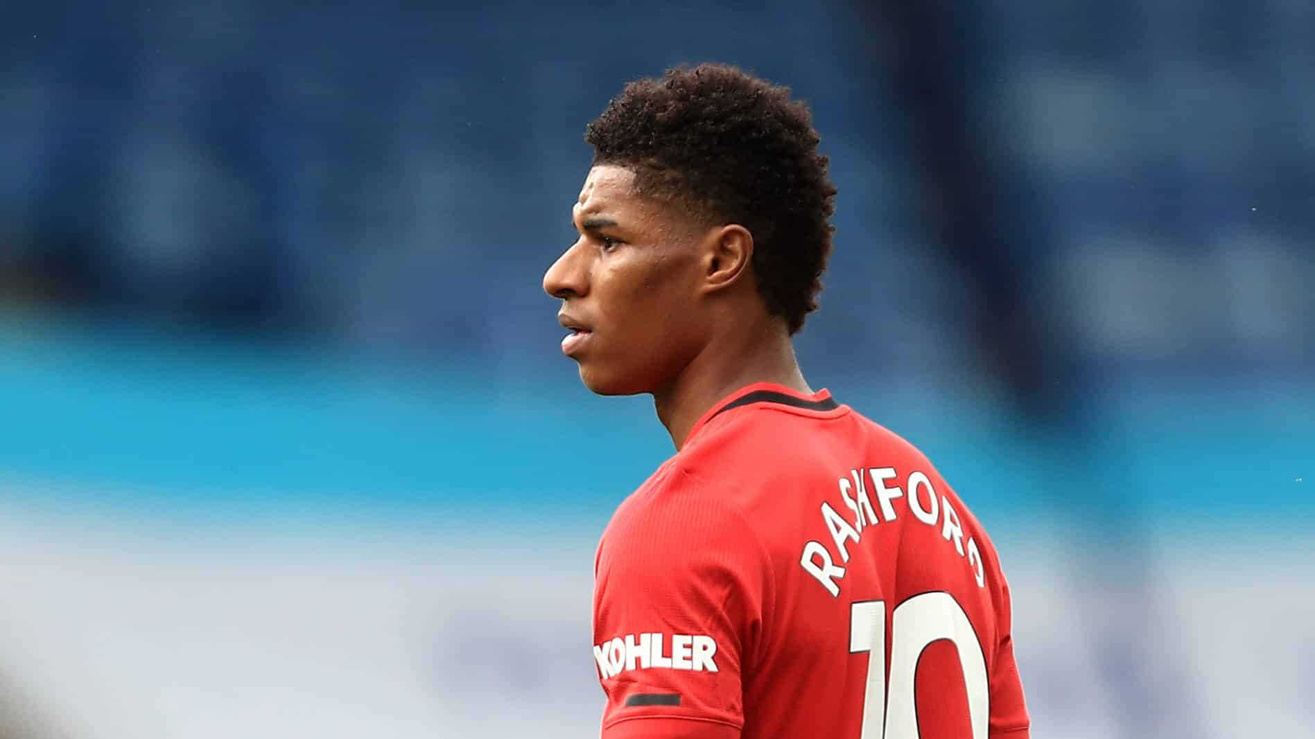 Marcus Rashford Hits Back To An Article Published By Daily Mail Technosports
