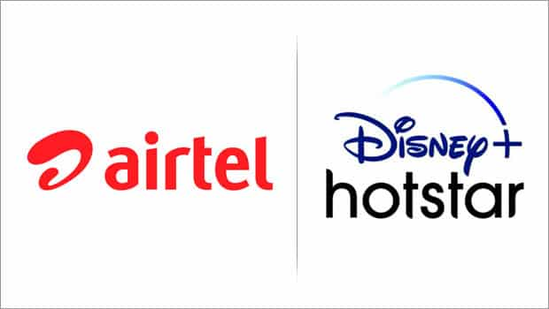 Get Disney+ Hotstar VIP Subscription Free for a year with Airtel Postpaid & Broadband__TechnoSports.co.in