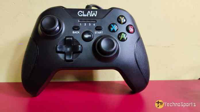 CLAW Shoot Wired USB Gamepad Controller review: Can't get a better one under ₹ 1000
