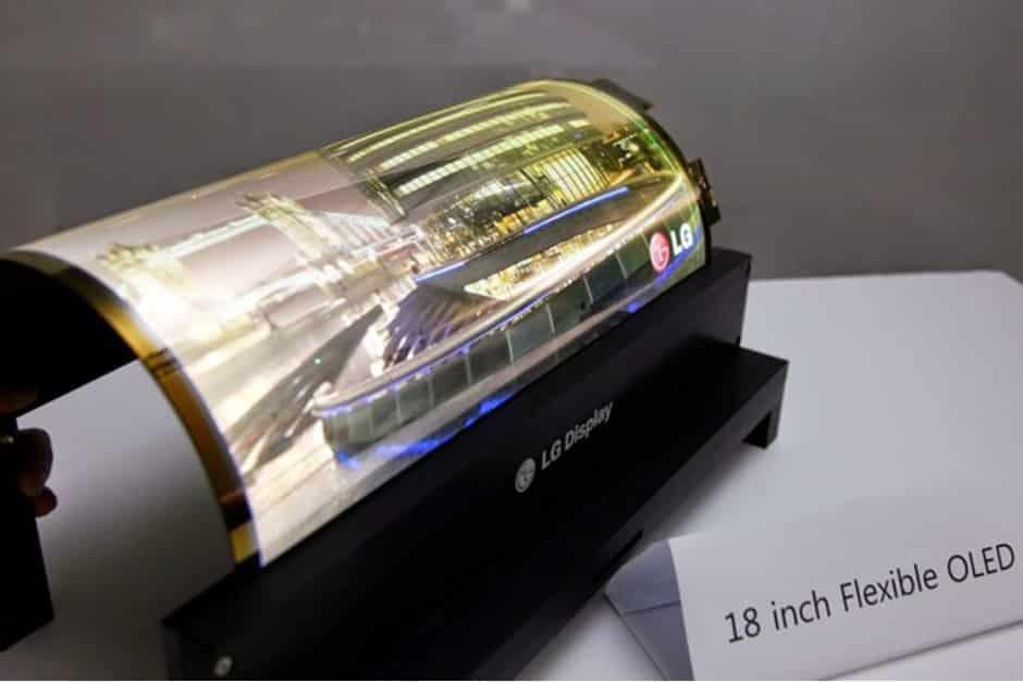 LG Launches a Unique-Rollable Laptop