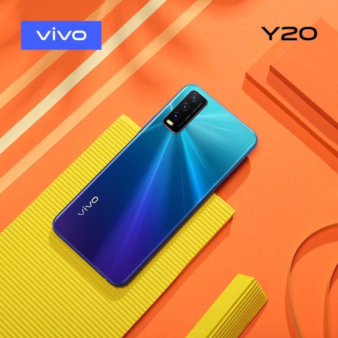 Vivo Y20 Now on Sale in Kenya