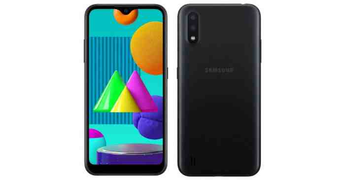 Samsung Galaxy M02's official support page goes live