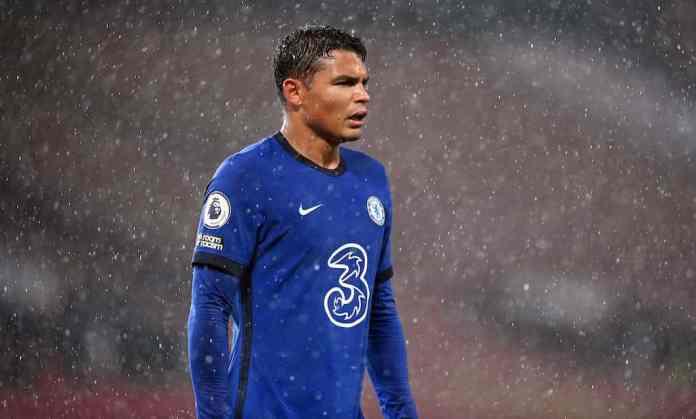Thiago Silva in no rush to commit to Chelsea future
