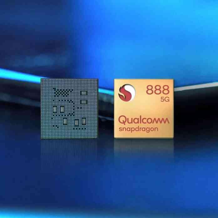 Qualcomm Snapdragon 888 5G Processor - 1_TechnoSports.co.in