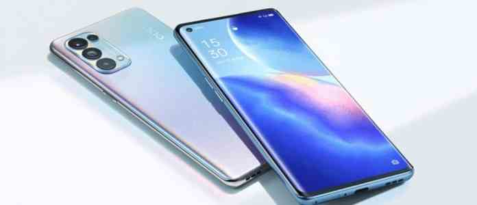 Oppo Reno5 and Reno5 Pro appeared on China Telecom listing revealing all the specifications