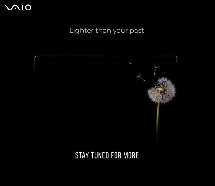 VAIO laptops to return in the market, Flipkart teases its video