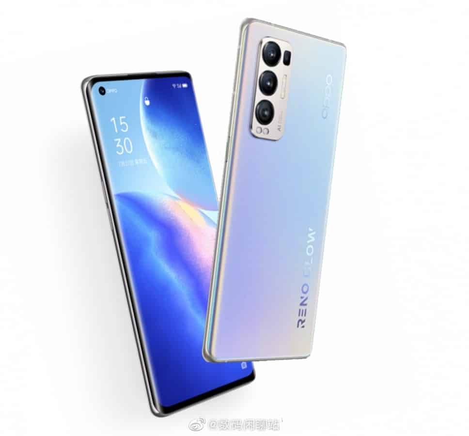Oppo Reno 5 5G and Reno 5 Pro 5G officially