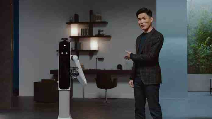 Here's all you need to know about the 3 AI robots Samsung introduced in CES 2021