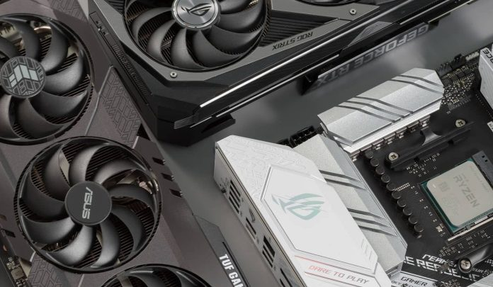 ASUS announced an increase in the company's PC components