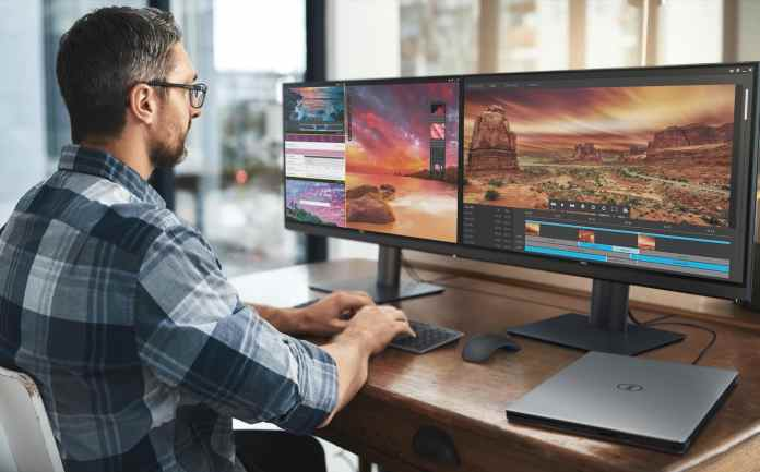 All the Dell UltraSharp Monitors to launch in CES 2021_TechnoSports.co.in