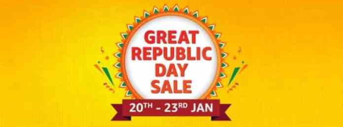 Amazon Great Republic Day Sale_TechnoSports.co.in