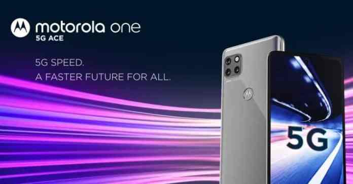 Motorola One 5G Ace launched in North America with Snapdragon 750G for $399