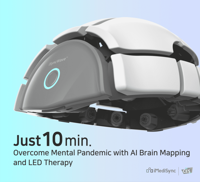 CES 2021: Just 10 min to overcome your mental pandemic with AI Brain Mapping and LED Therapy