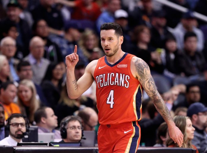 J.J Redick has been a consistent shooter his whole career.