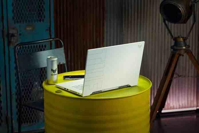 Asus brings ultra-slim TUF Gaming Dash F15 gaming laptop with Tiger Lake-H & RTX 30-series combo
