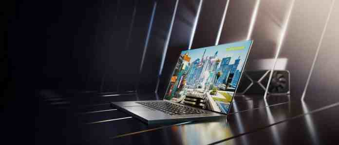 NVIDIA GeForce RTX 30 Series Laptop GPUs launched