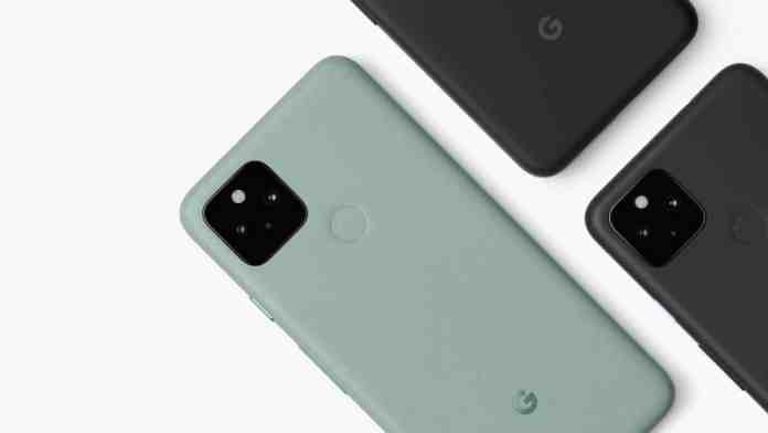 Alleged Google Pixel 5a live images leaked, found something fishy about them