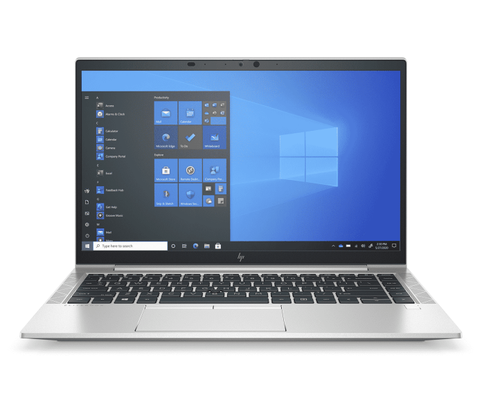 HP launched a new variant of EliteBook 840 G8 at CES 2021