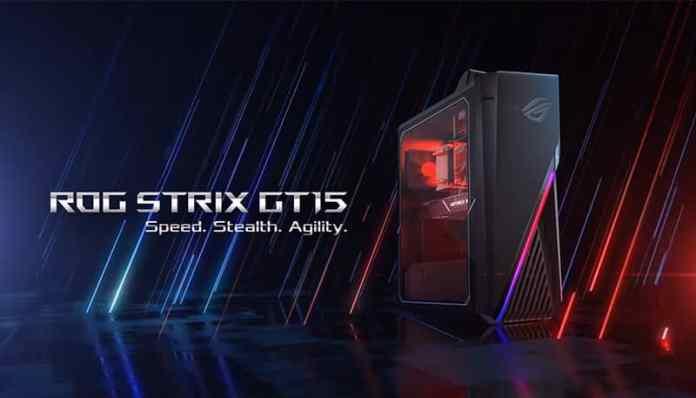 ASUS ROG Huracan G21CN & ASUS ROG Strix GT15 gaming desktops discounted