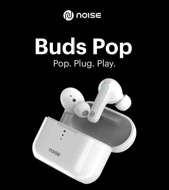 Noise Buds Pop Launching_TechnoSports.co.in