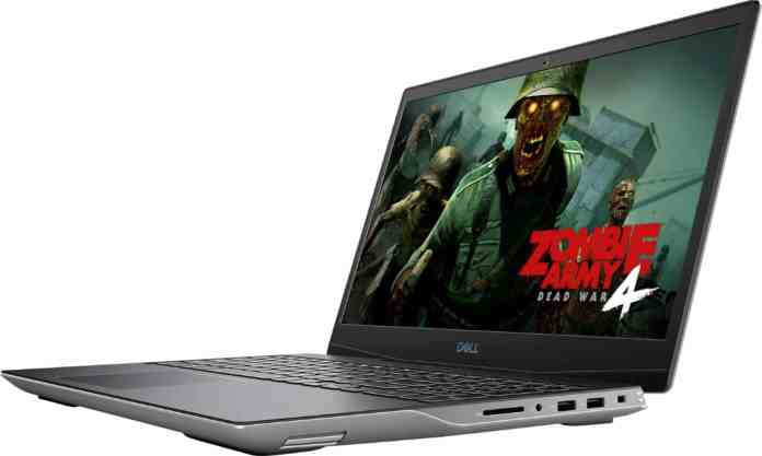 Dell G5 15 with Ryzen 5000H & Tiger Lake-H CPUs & NVIDIA GPUs spotted online